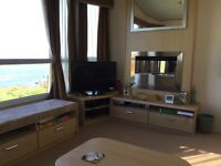 Luxury 6-berth static caravan - in Cullen, Moray - 2017 site fees paid