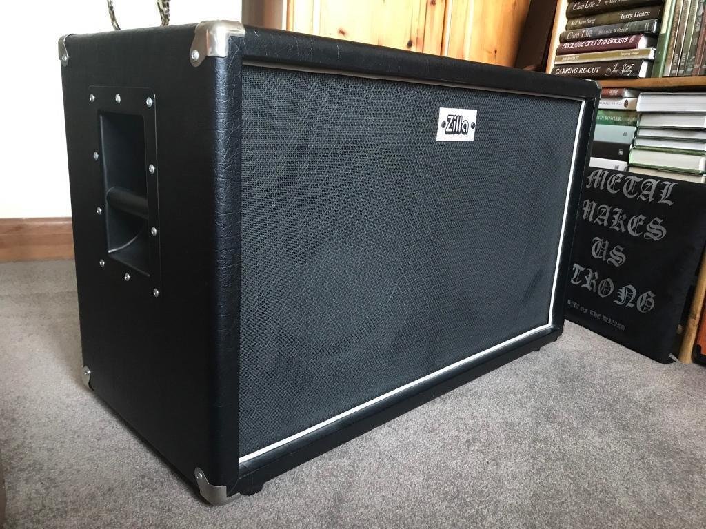 Zilla 2x12 v30 Fatboy Custom Speaker Cabinet