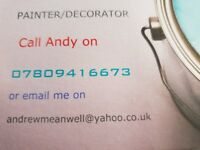 Painter/decorator