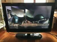 32 inch LCD Samsung TV