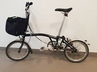 Brompton M3L - 9 months old for sale SW8