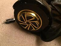 Segway for sale gold with remote key Bluetooth