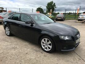 New Shape 2008 Audi A4 2.0 TDI 143bhp **Full History** *FINANCE AND WARRANTY* (320d,c220,passat