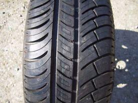 One New Unused Michelin Energy Tyre. 195 x 65 x R15, £45 ono.