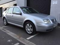 MARCH 2004 VOLKSWAGEN BORA SPORT 1.6 PETROL ONLY 65,000 MILES FULL SERVICE HISTORY ONE OWNER