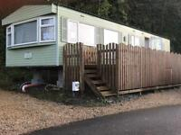 Static Caravan Cosalt Carlton in Ferryside, West Wales
