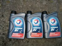 Gearbox oil for Citroen and Peugeot