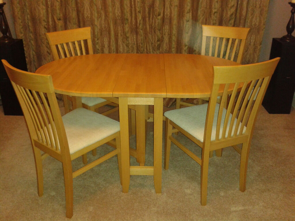 Folding dining table Buy sale and trade ads great prices : 86 from www.dealry.co.uk size 1024 x 768 jpeg 121kB