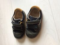 Clarks first shoes 4f