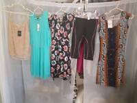 Size 8 clothes including new