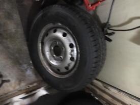 225/65/16 Tyers renualt Mastar and Vauxhall Movano