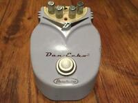 Danelectro Dan-Echo Delay Echo Effects Pedal For Electric Guitar/Bass