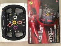 Ferrari F1 Wheel Add on for Thrustmaster