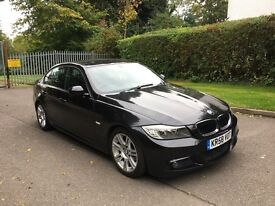 2009 BMW 320D M SPORT SAT NAV 140K MANUAL 2 KEYS BARGAIN
