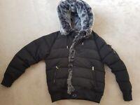***Brand New*** - Glorious Gangsta coat – size M - Black