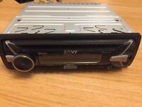 Sony MEX-N4100BT Car Stereo Radio