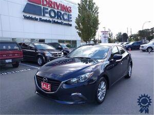 2016 Mazda Mazda3 GS w/Bluetooth, Backup Camera, Keyless Start
