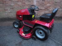 "Toro Wheel Horse 270H 20HP / 52"" Cut Ride on Mower / field or paddock tractor"
