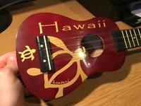 hawaii ukulele / guitar