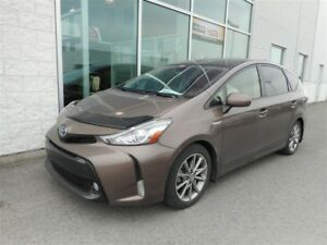 2015 Toyota Prius v **TOIT OUVRANT ** CUIR**MAGS**