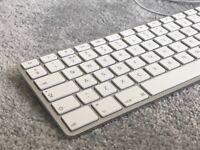 New apple keyboard