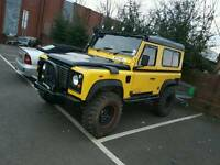 Defender 90 Fully loaded