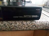 Freeview hard drive recorder