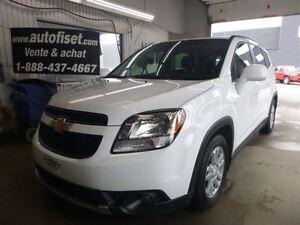 2012 Chevrolet Orlando 1LT $ 61.40 /SEM+TX TOIT OUVRANT 7 PASSAG