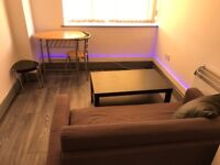 Refurbished Luxury Studio Apartment To Rent - Fully Furnished Brand New Apartment To Let