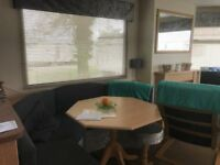 Static Caravan 2004 6 berth Fantastic condition Sited at Cottage and Glendale, Burgh by Sea, Cumbria