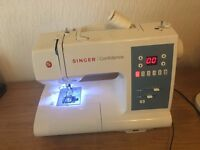 SEWING MACHINE- SINGER CONFIDENCE 7465