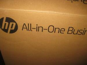 HP Business Desktop All in One Computer. Intel i3. 8th Gen. WiFi. Bluetooth. HDMI. USB. DVD. WebCAM. 5 Year HP Warranty
