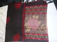 indian ladies shawl stole