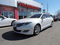 2013 Lincoln MKZ 2.0 ECO BOOST, LEATHER, PWR GROUP, CRUISE, NAVI