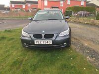 2007 BMW 520D SE,all major credit or debit cards accepted