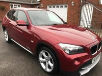 BMW X1 SE 20D X DRIVE 59 Plate 61k Miles **Dealer Service History**AUTOMATIC**Great Condition**