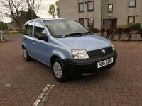 ONLY 39K GENUINE MILEAGE-2008 FIAT PANDA 1.1i-FULL SERVICE HISTORY-1 FORMER KEEPER-SPOT ON EXAMPLE