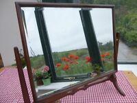 Free-standing Vanity Mirror