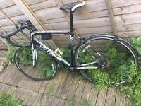 Specialised alle road bike