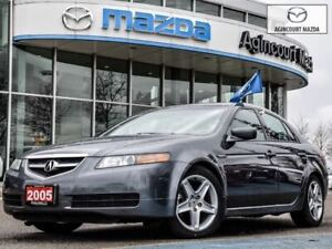 2005 Acura TL   As Is   Navi   Lthr   Htd Sts   No Accidents