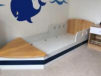 Toddler boat bed for sale