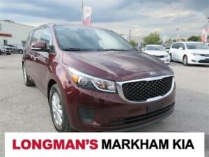 2016 Kia Sedona LX+ Pwr Doors Heated Seats