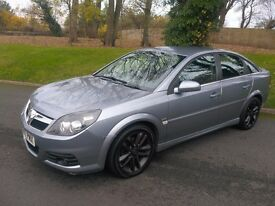 2007 VAUXHALL VECTRA 1.9 CDTi SRi AUTOMATIC, LONG MOT