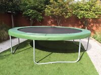 The Fun Bouncer 12ft Round Trampoline - Balham/Tooting/Clapham SW17