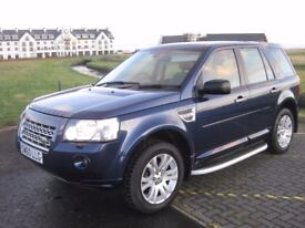 LAND ROVER FREELANDER 2 td4 2.2 HSE AUTOMATIC, FULL SERVICE HISTORY