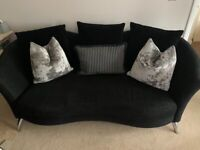 REDUCED DFS 3 Seater Sofa, 2 Seater Sofa & Chair £325