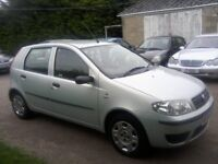 FIAT PUNTO 1-2 ACTIVE 5-DOOR 2004 (54 PLATE) 110k MILES, GOOD SOUND CONDITION, EXCELLENT RUNNER.