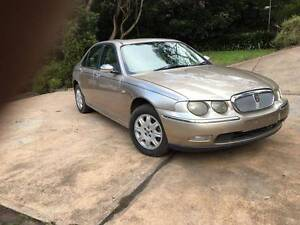 2002 Rover 75 Sedan, low km Wentworth Falls Blue Mountains Preview