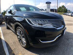 2016 Lincoln MKX Reserve,Fin From 0.9%+Ext Warranty Inc