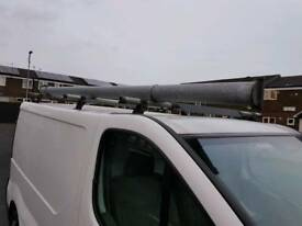 Pipe tube with roof rack